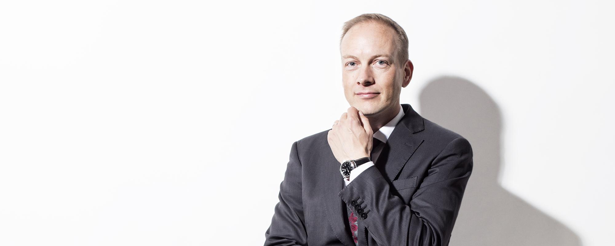 Ilari Kallio Vice President, Technology  Engines, Wärtsilä Marine Solutions Editor-in-Chief of In Detail