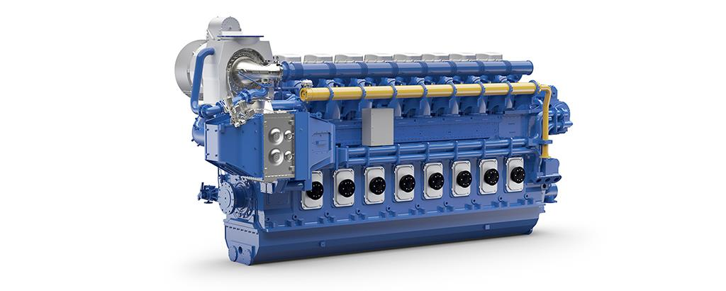 LNG Propulsion achieves master