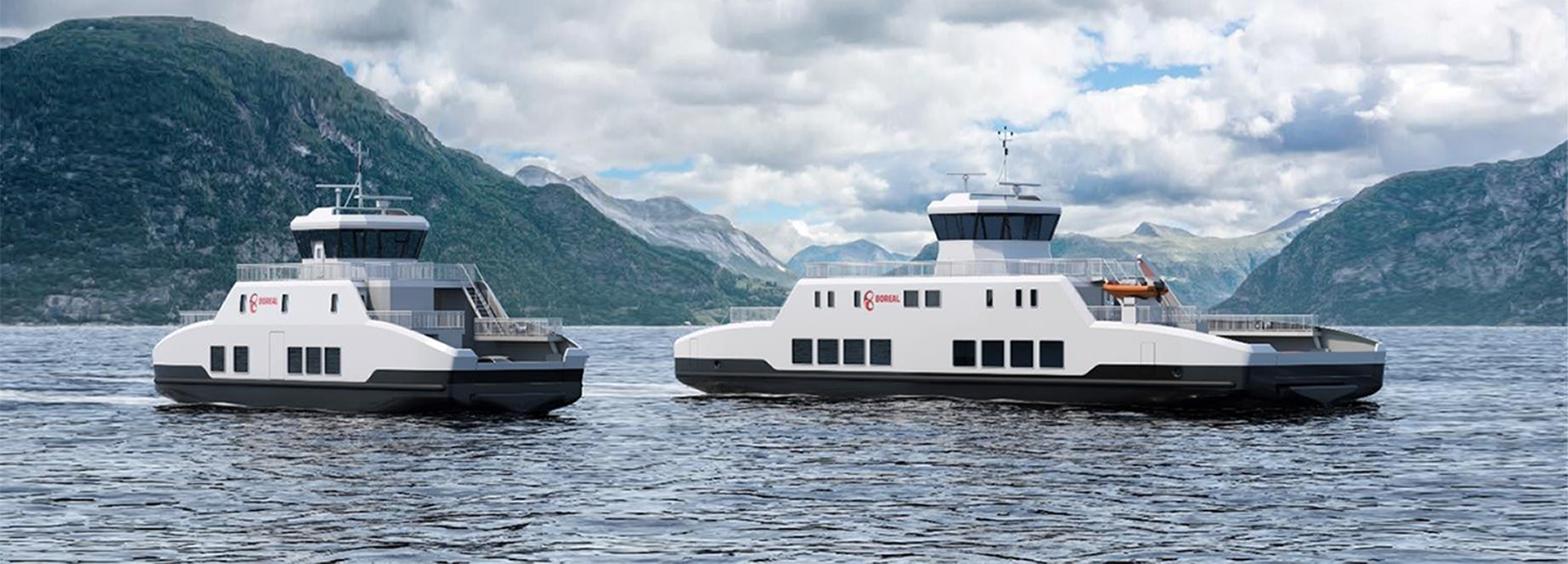 Charging ahead a bright future for zero emission ferries