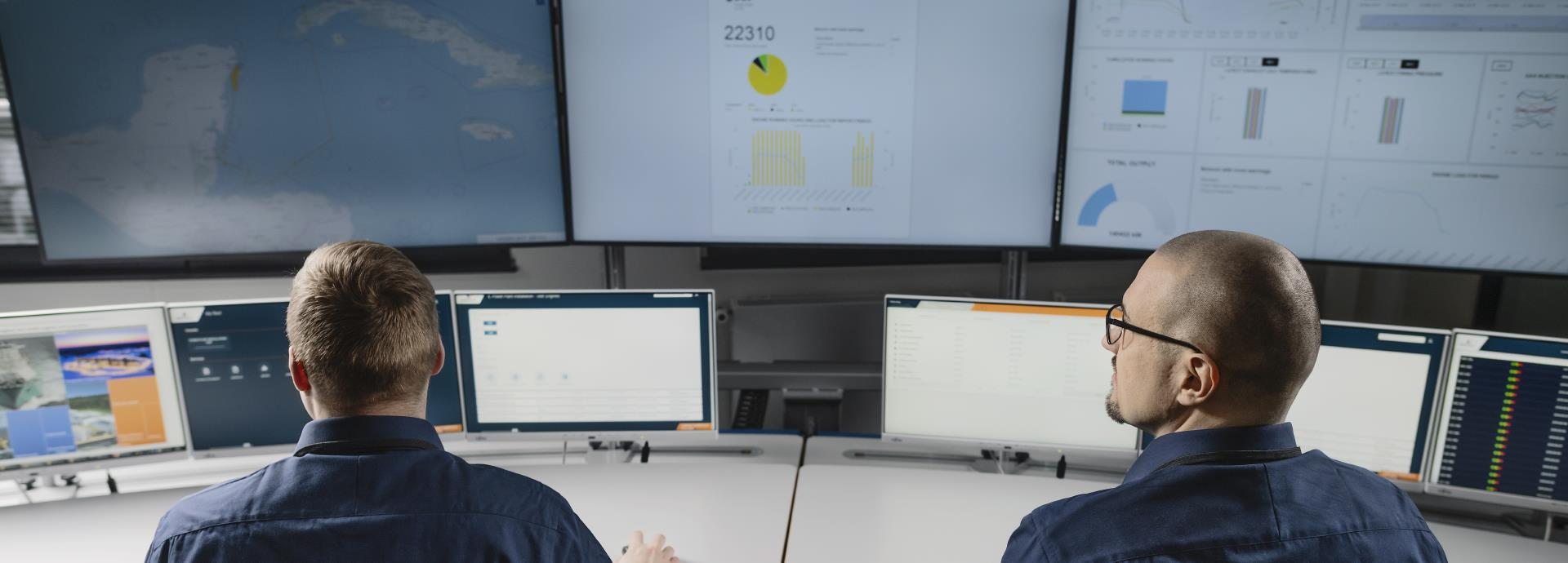 Data driven marine operations and maintenance webinar banner