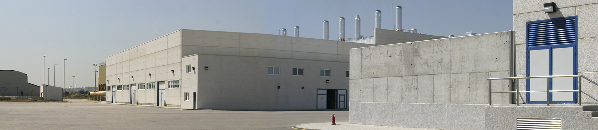 Madrid Barajas Airport - CHP Power Plant