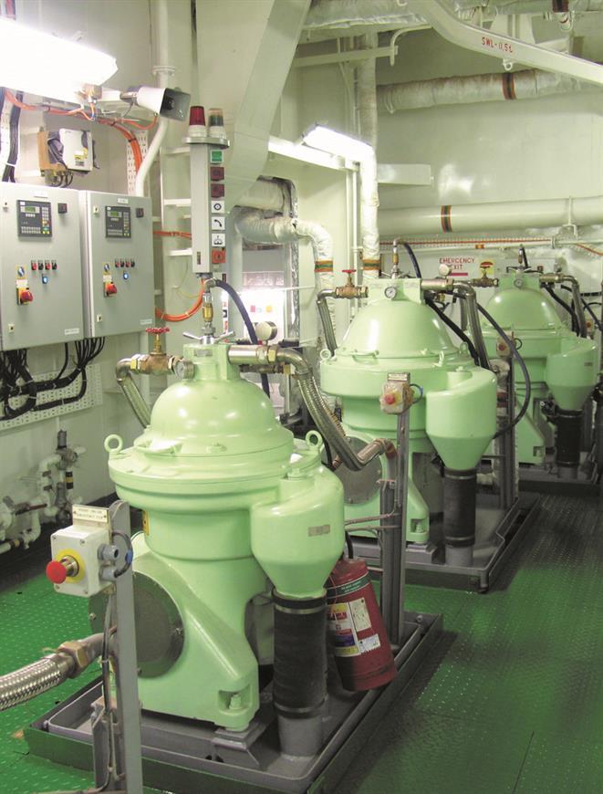 Battleship Engine Room: Engine Room Arrangement