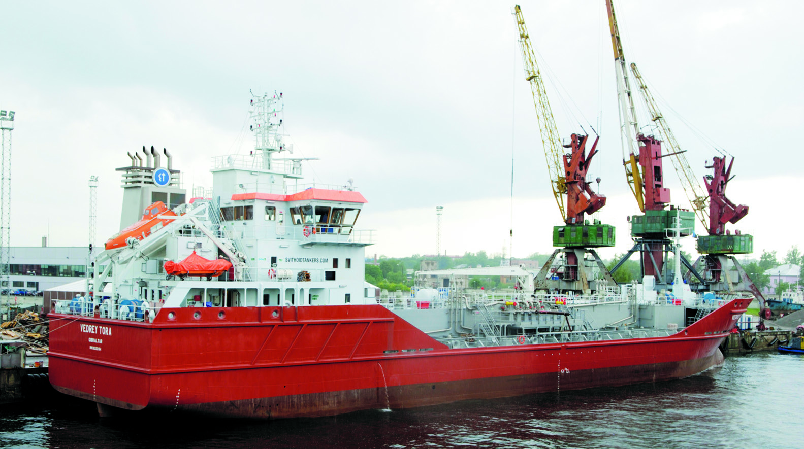 Product tanker ANGELINA AMORETTI