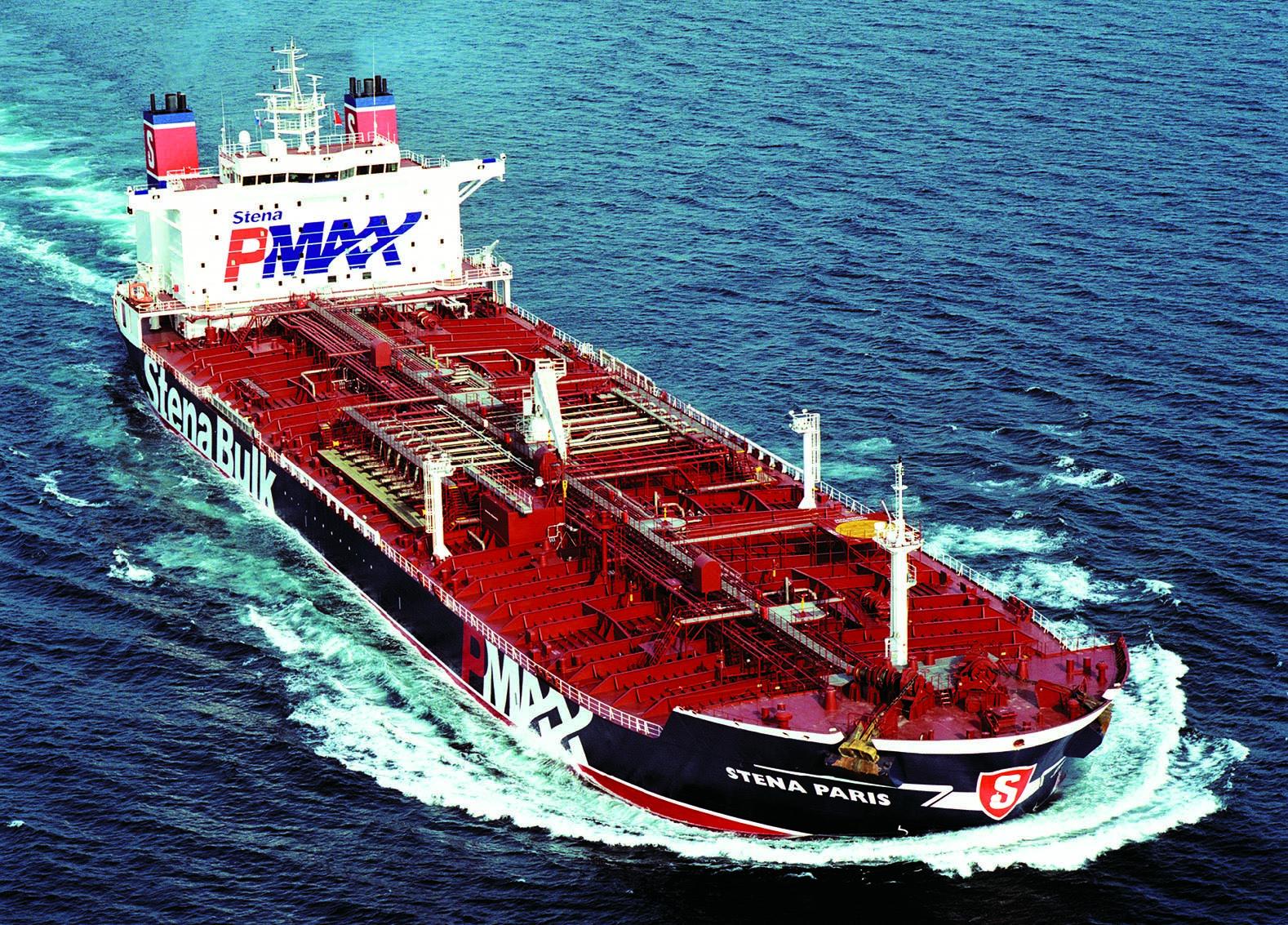 Product tanker STENA PARIS