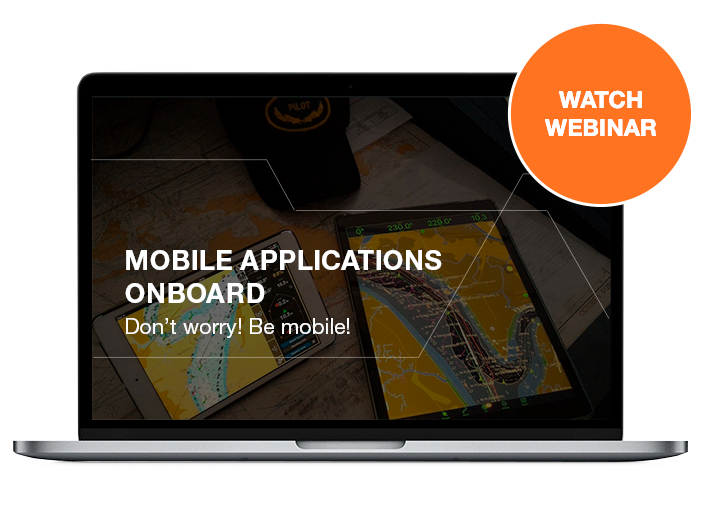 Mobile Applications Onboard