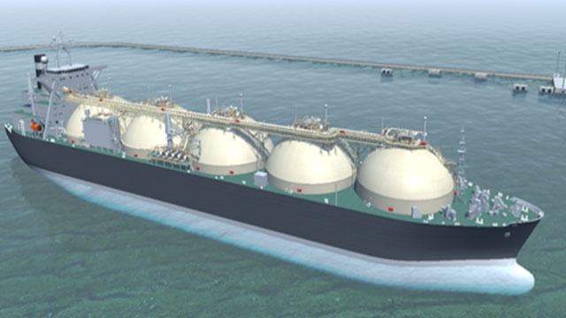 3.3.LNG-Tanker-Spherical