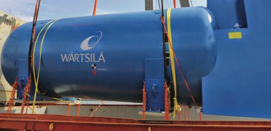 LNG Bunkering Fuel Supply System Simulator 1