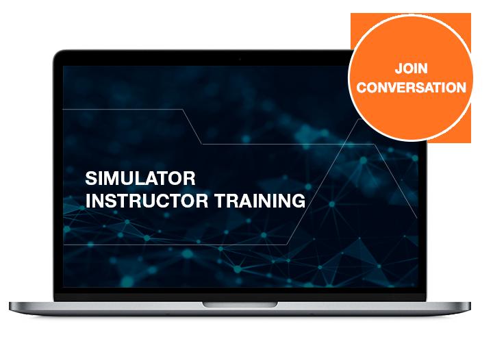 Simulator Instructor Training Webinars
