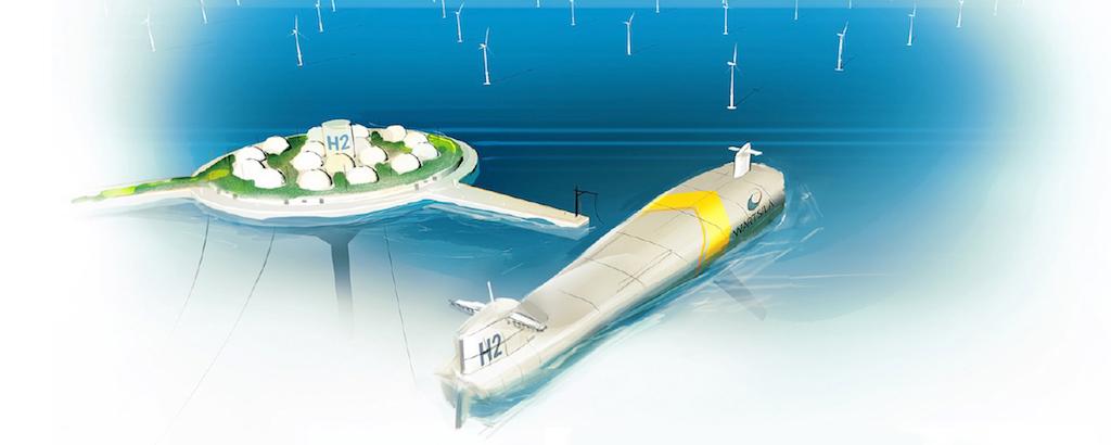 Wärtsilä innovative ship design - new marine concept ZERO