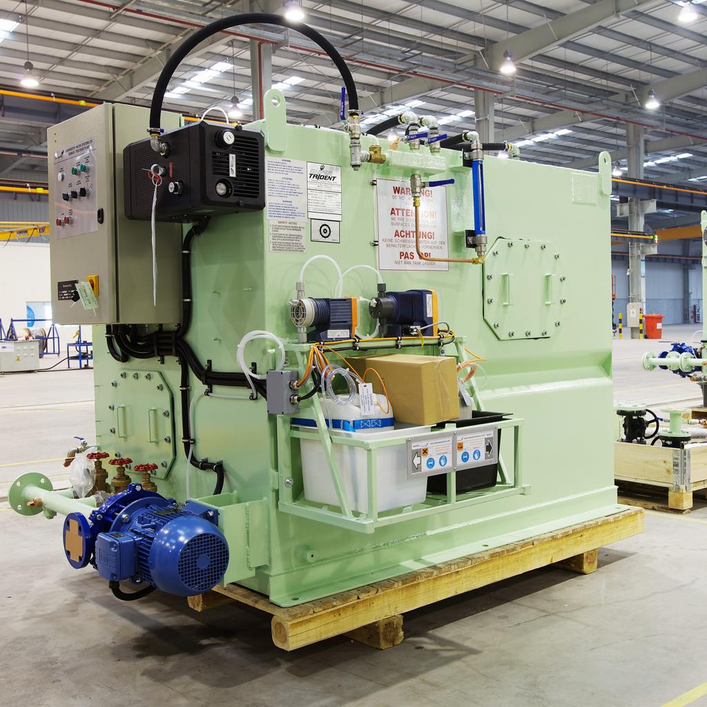 W 228 Rtsil 228 Hamworthy Sewage Treatment Plants