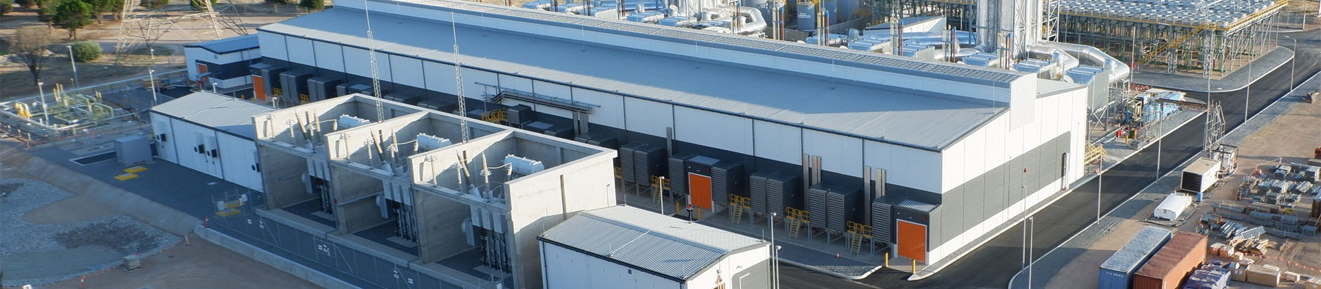 AGL Energy Limited, Australia Barker Inlet Power Station