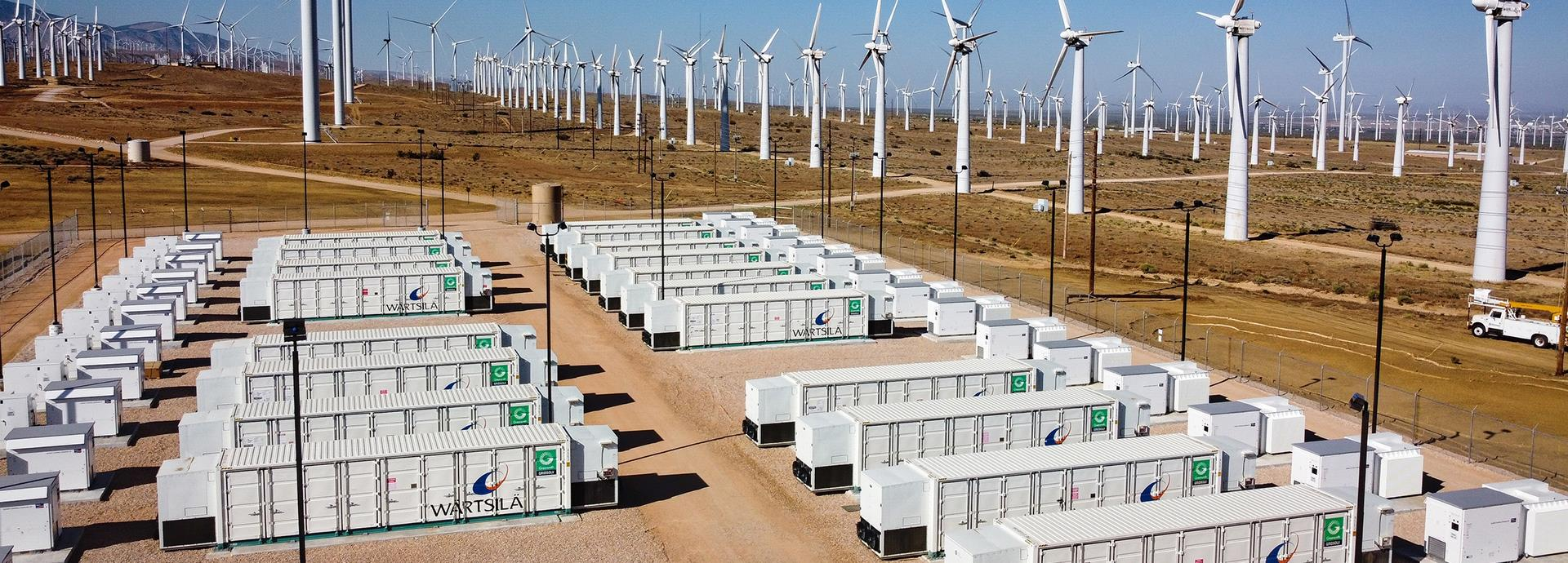 Integrating Energy Storage Solutions