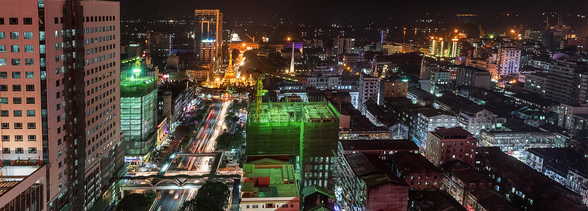 Evaluating various cogeneration solutions for industrial parks in Myanmar