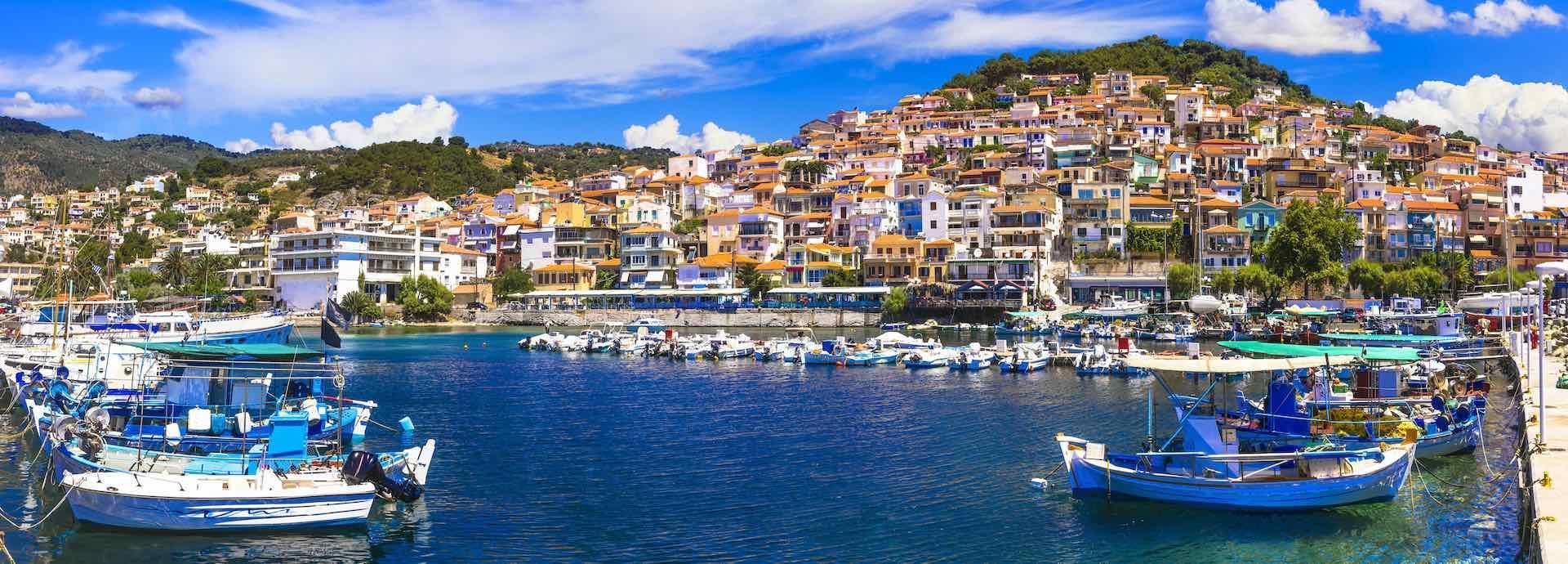 Increasing renewable energy penetration on a Mediterranean island