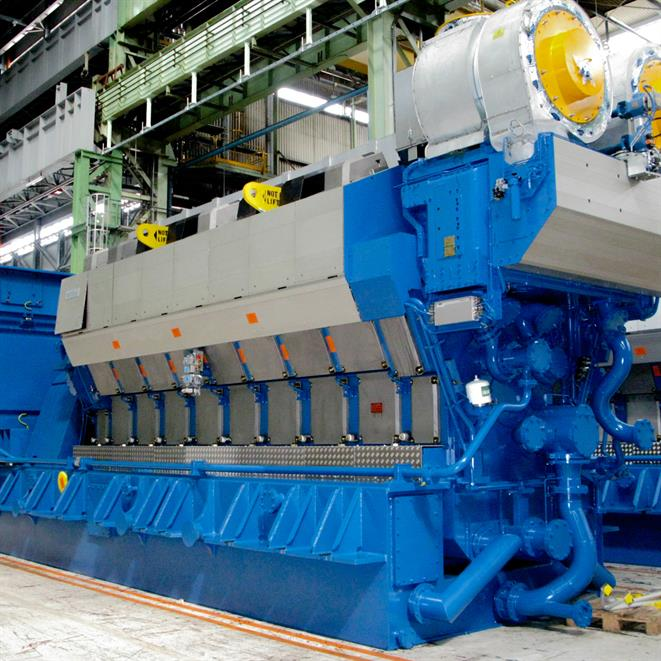 Wärtsilä Generating Sets