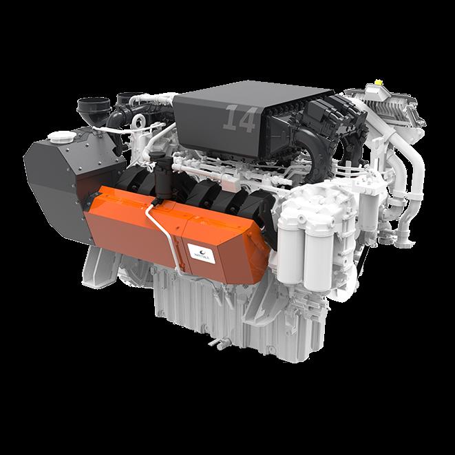 W 228 Rtsil 228 14 High Speed Engine