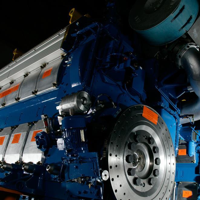 Wärtsilä 26 - diesel engine