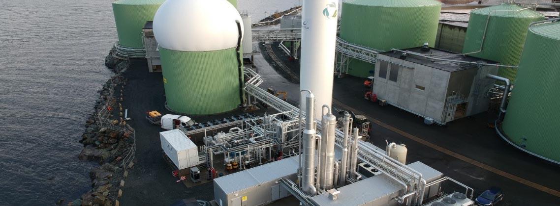 Biokraft LBG reference slide