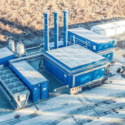 LNG plants - mini scale liquefaction technology
