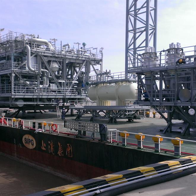 LNG Regasification
