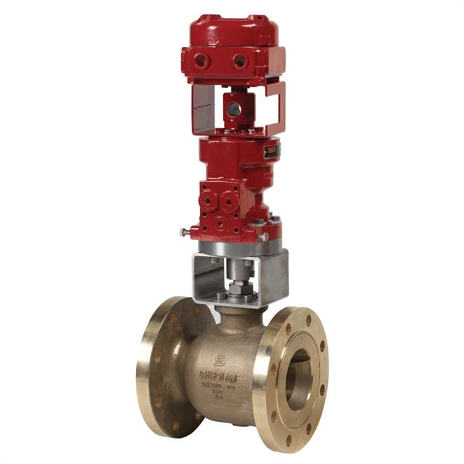 Ball - Trunnion Mounted Floating - new ball valve