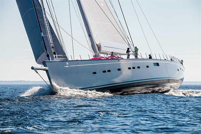 Courtesy of Baltic Yachts