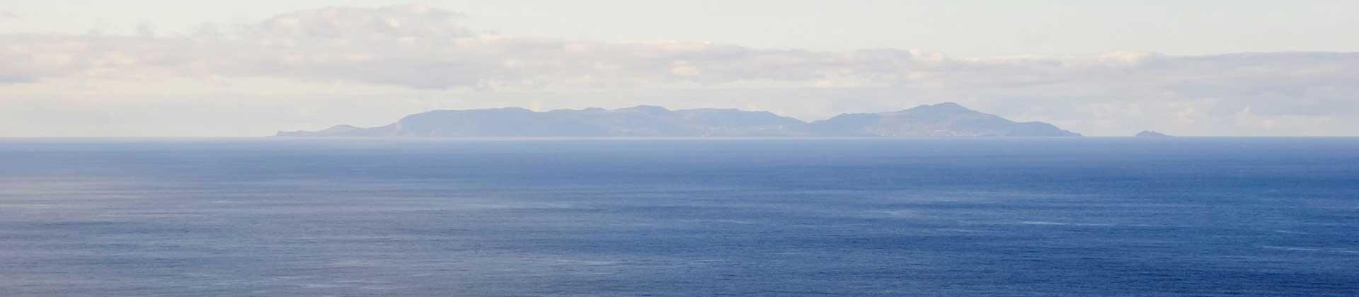 Ocean & island