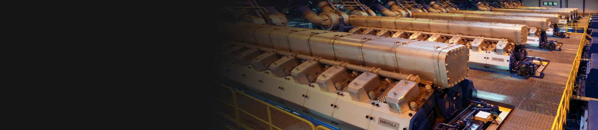 Power Plants Technology