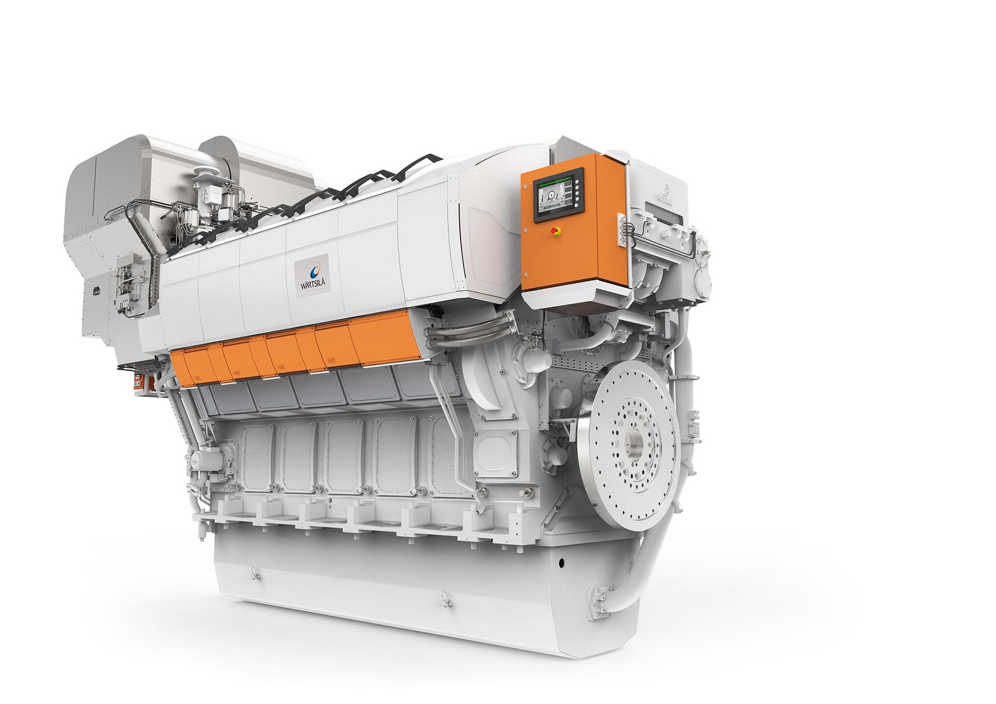 Wärtsilä 31 the most efficient engine in the world