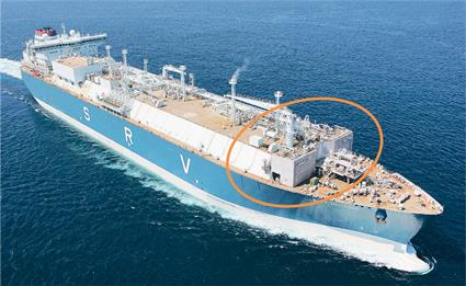Completing the LNG value chain 5
