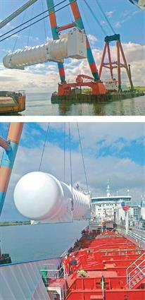 LNG conversions for marine installations 6
