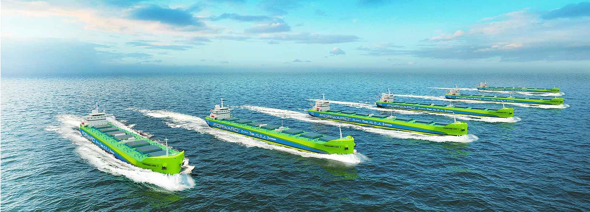 Shipping in 2020 Choosing the right fuel and propulsion system