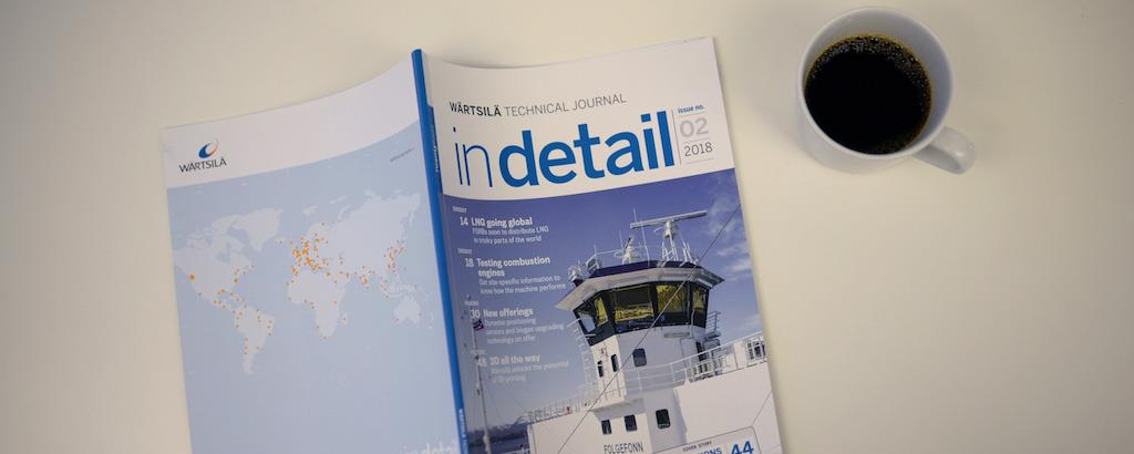 The latest edition of In Detail is out