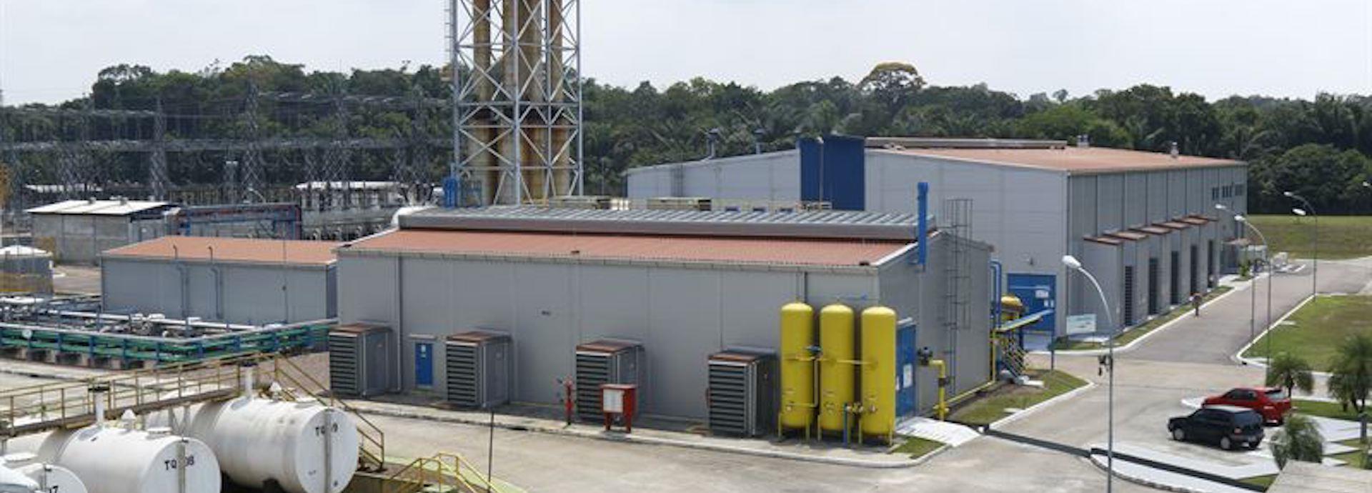 Cristiano Rocha power plant
