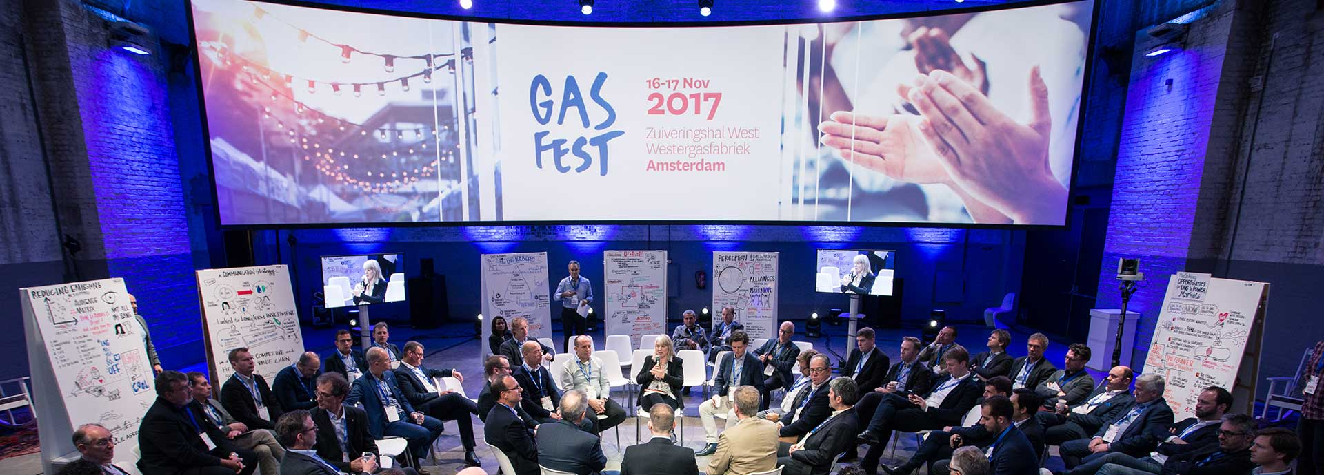 Gas industrys sustainable energy promise