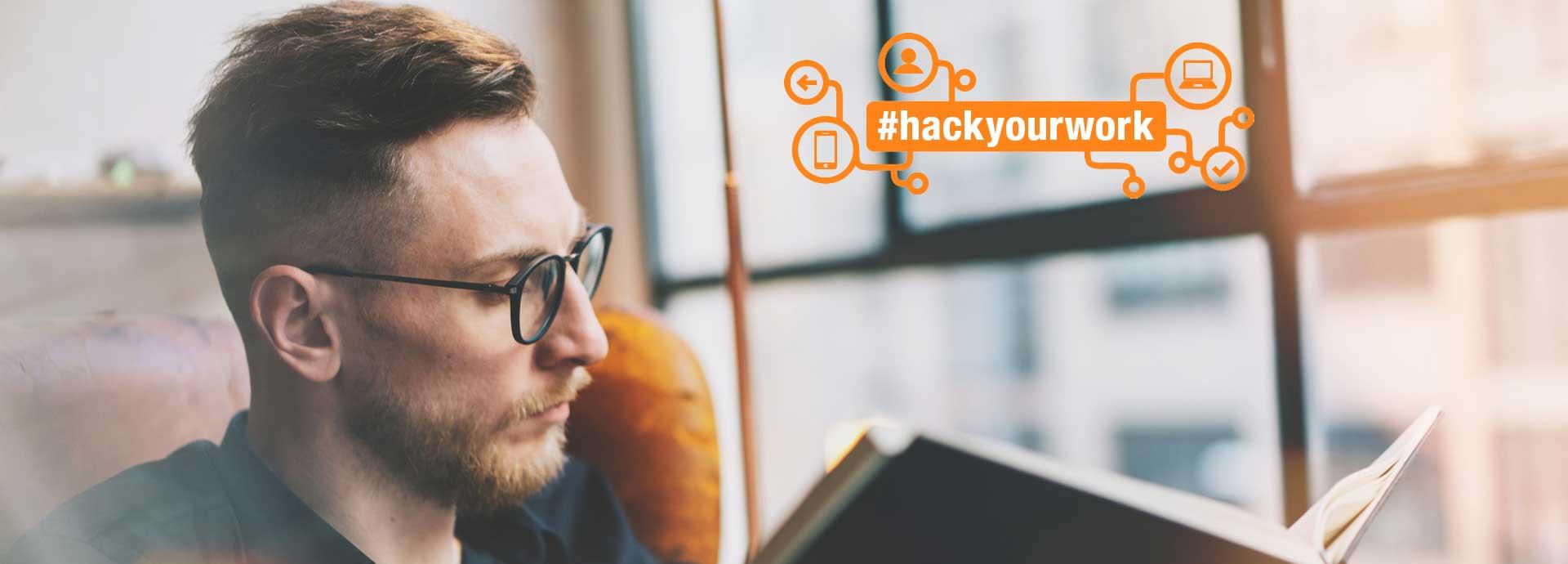 #Hackyourwork: Learn new skill only in 20h