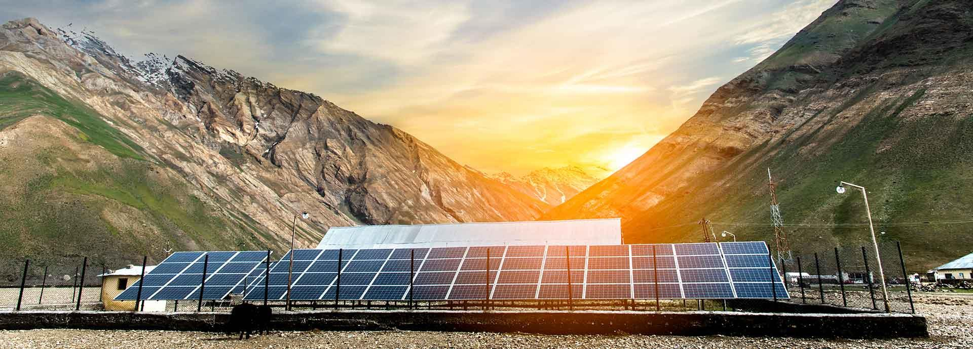 India betting on renewables