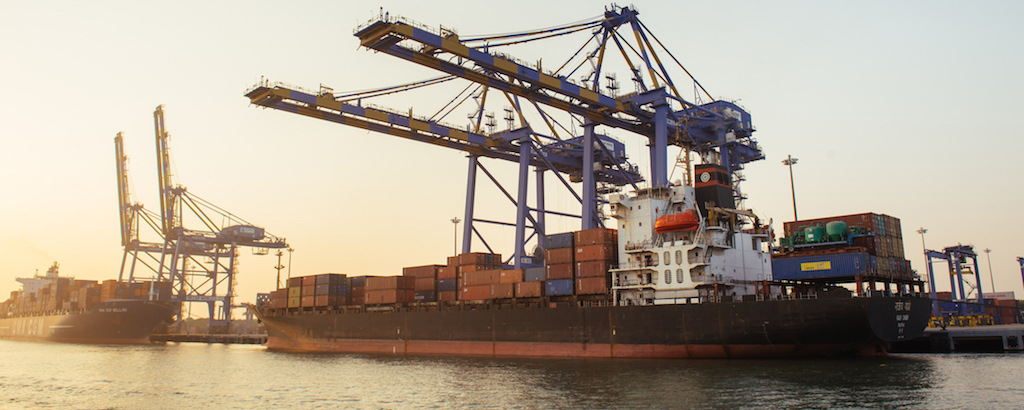 largest seaport in india
