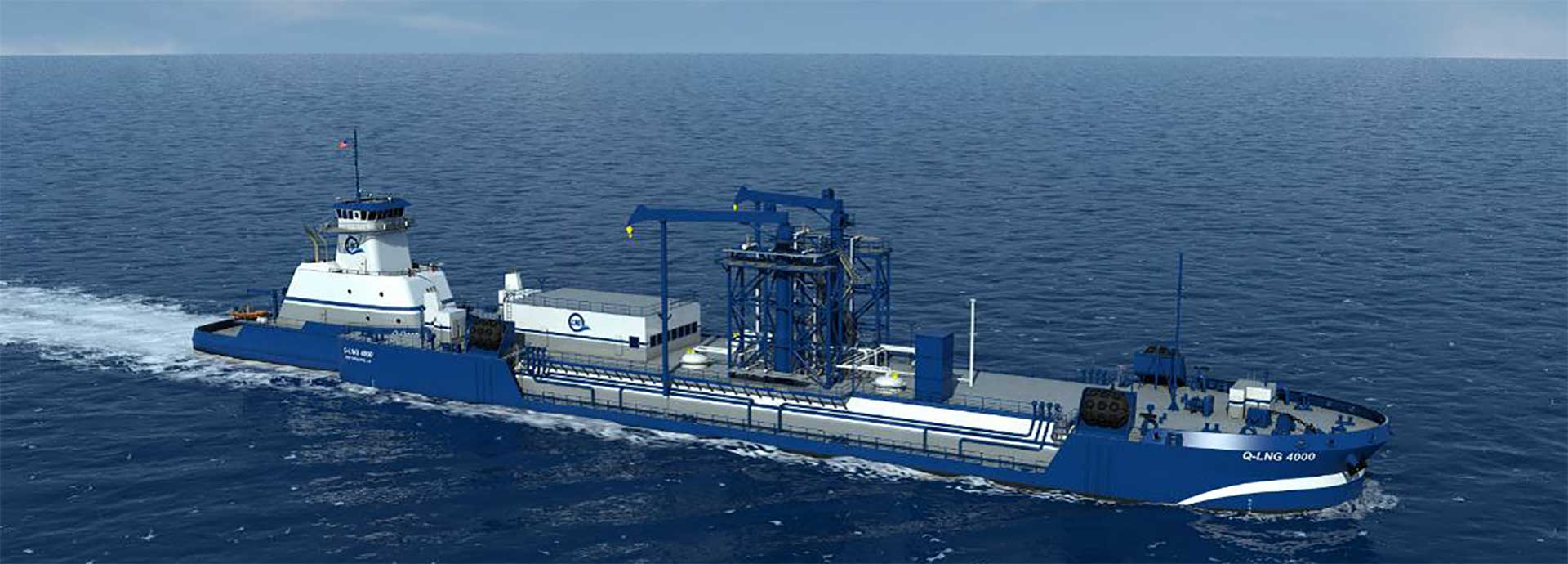 LNG marine fuel gets a push in the United States