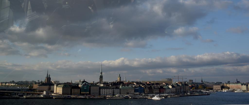 MS Birka Stockholm Old Town