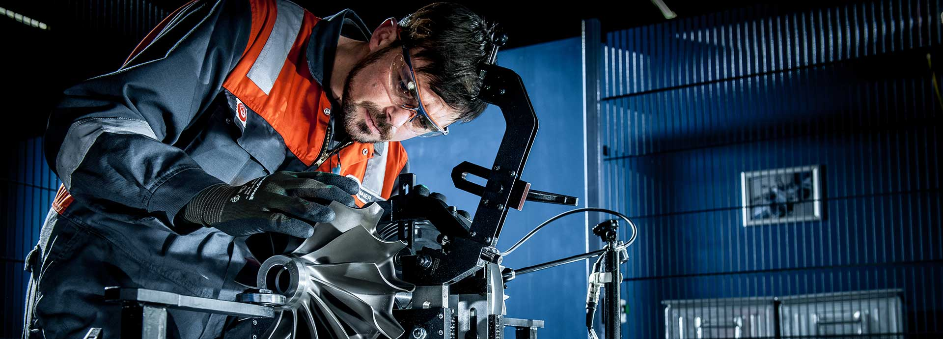One-stop shop for engine and turbocharger maintenance