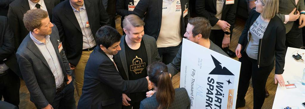 SparkUp Challenge invites start-ups to innovate and co-create together with Wartsila