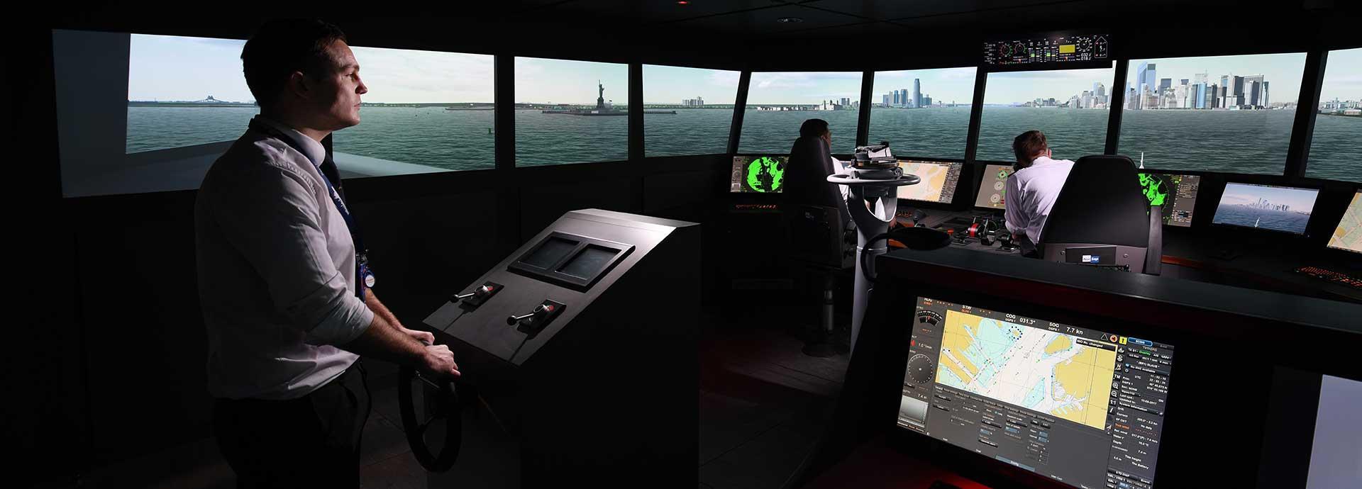 The smart way to train tomorrow's seafarers