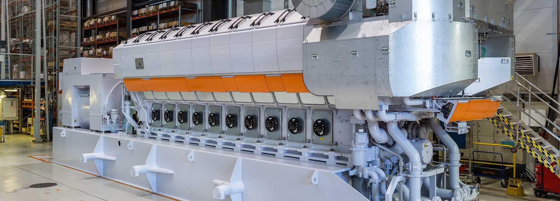 Wärtsilä eyes 15% GHG reduction from gas engines by 2020 - SAFETY4SEA